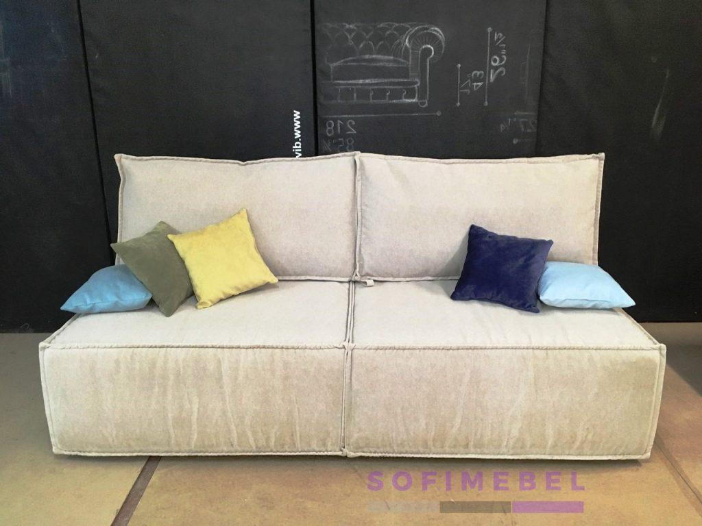 Мягкая мебель для кафе на заказ
