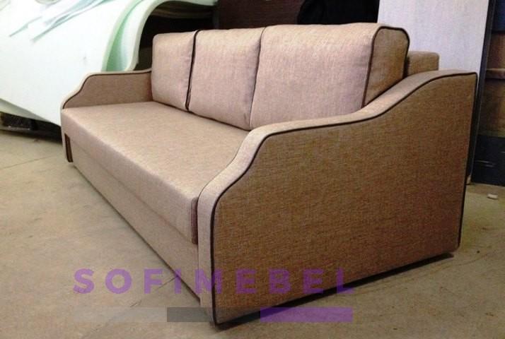 Бежевый диван под заказ