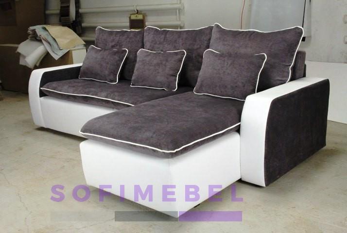 Угловой диван на заказ