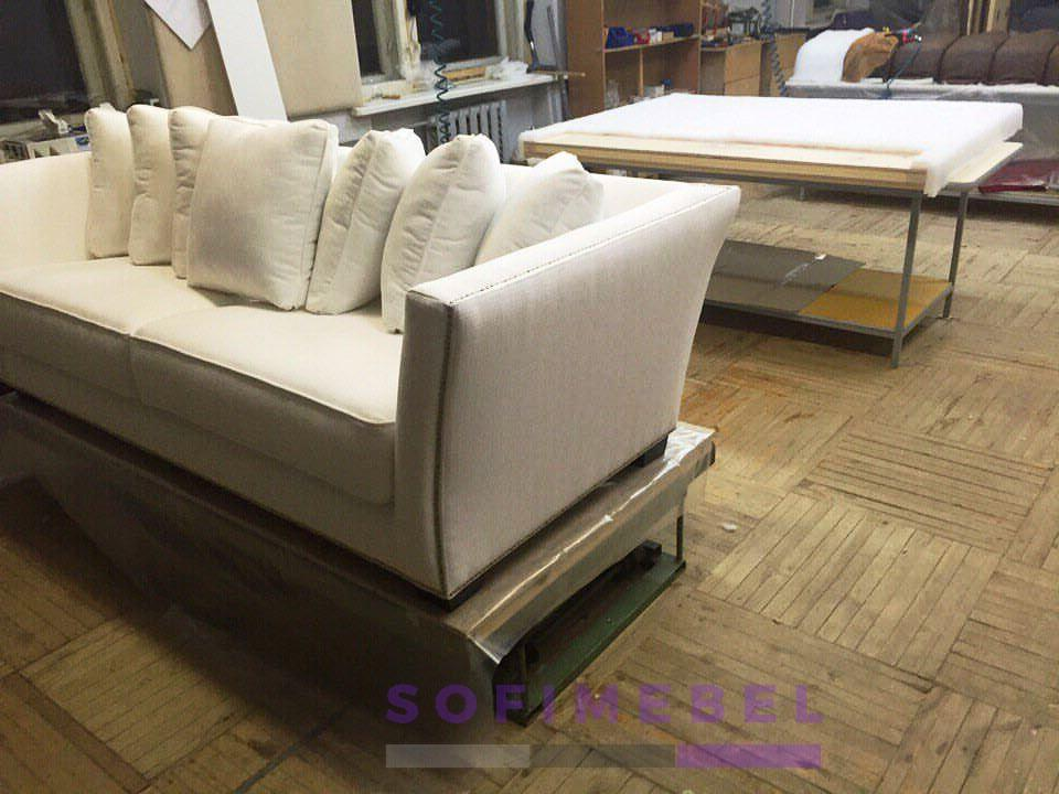 Мягкая мебель для клубов на заказ