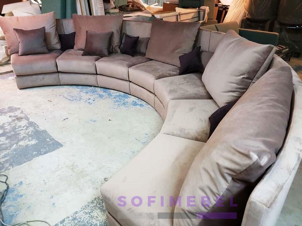 furniture order 18 - Диваны в эркер на заказ