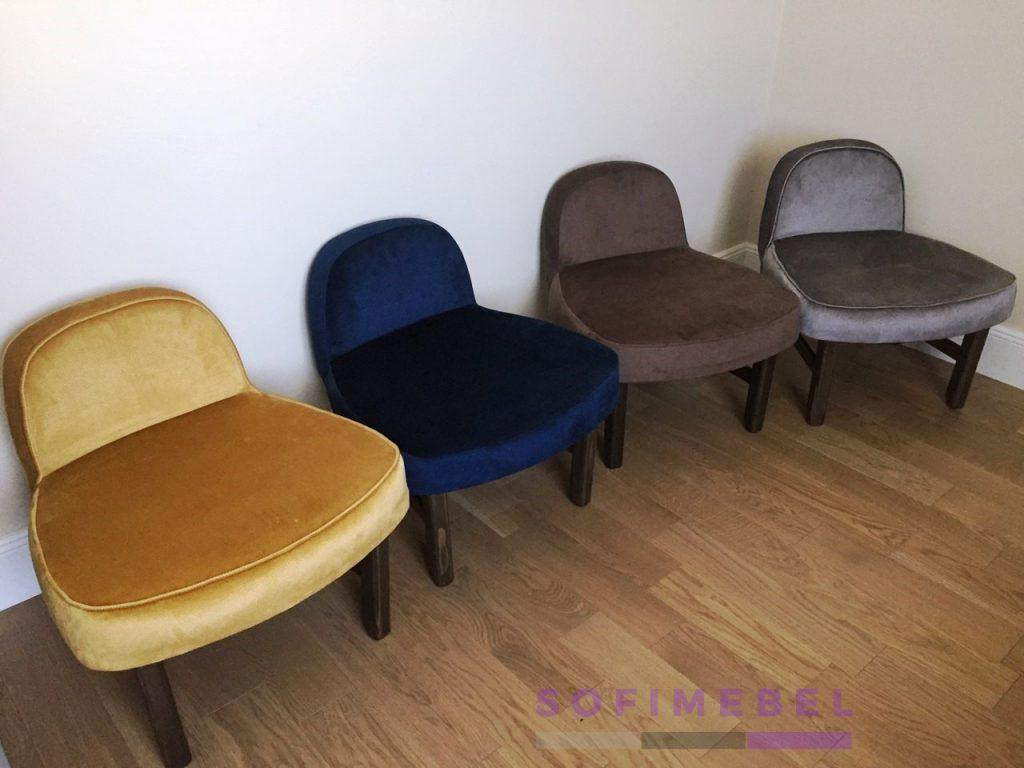 Мягкое кресло на заказ